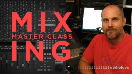 CreativeLive Mixing Master Class with Kenneth Gioia TUTORiAL