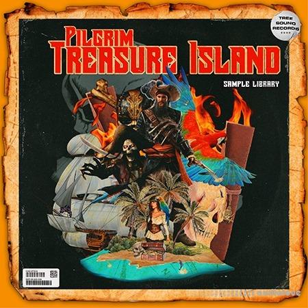 Pilgrim Treasure Island (Sample Library)