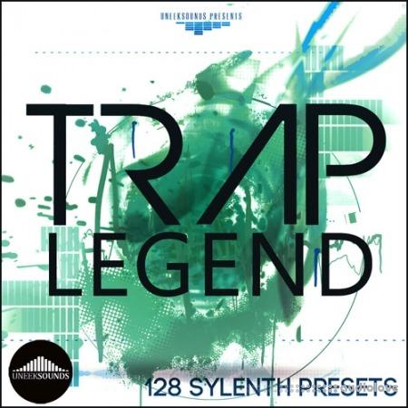 Uneek Sounds Trap Legend Synth Presets