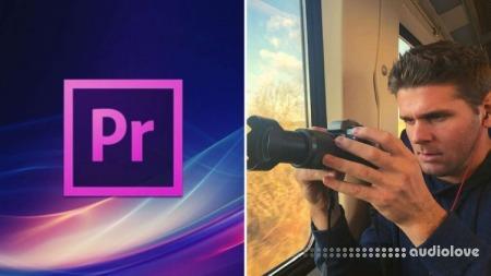 Udemy Adobe Premiere Pro CC 2019 Edit Amazing Vlogs with Brad TUTORiAL TUTORiAL