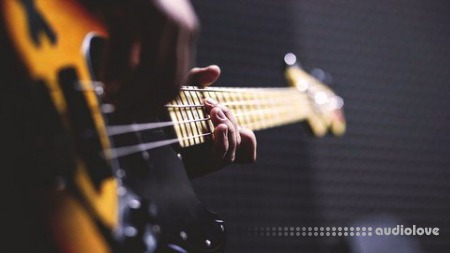 Udemy Bass Guitar Foundations | More Rock Less Drama! TUTORiAL