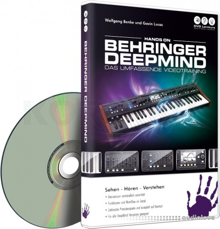 Hands On Behringer DeepMind TUTORiAL