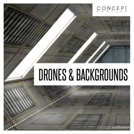 Concept Samples Drones and Backgrounds WAV