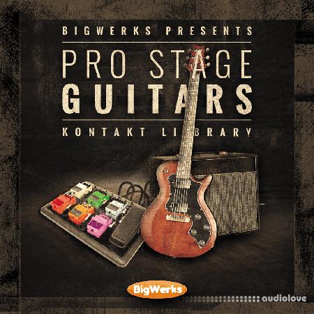 Bigwerks ProStage Guitars KONTAKT