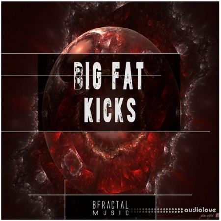 BFractal Music Big Fat Kicks WAV