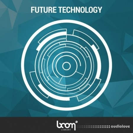 BOOM Library Future Technology WAV