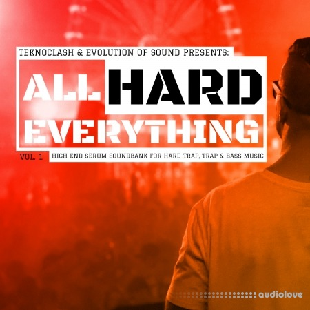 Evosounds All Hard Everything Synth Presets DAW Templates