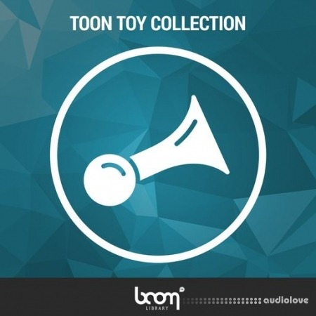 BOOM Library Toon Toy Collection WAV