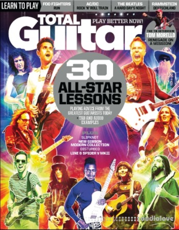 Total Guitar Issue 3232019