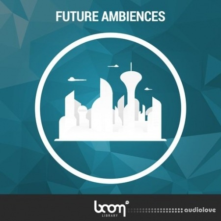 BOOM Library Future Ambiences WAV