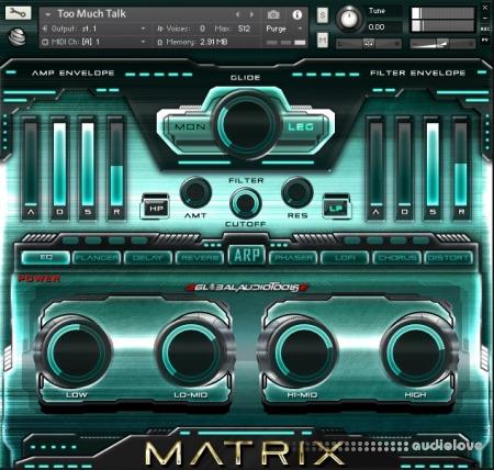 Global Audio Tools MATRIX