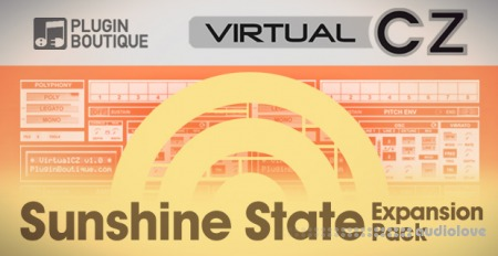 Plugin Boutique VirtualCZ Expansion Pack: Sunshine State Synth Presets