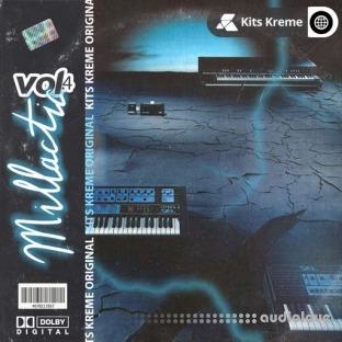 Kits Kreme Millactic Vol.4 Melodic Loops