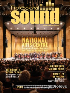 Professional Sound August 2019