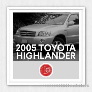 Big Room Sound Toyota Highlander 2005