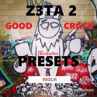 Rockseller Music Z3TA+2 Good Crack Presets