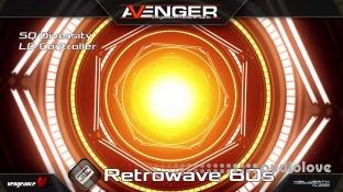 Vengeance Sound Avenger Expansion pack Retrowave 80s