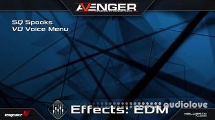Vengeance Sound Avenger Expansion pack Effects EDM