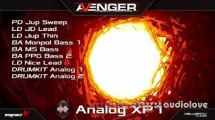 Vengeance Sound Avenger Expansion pack Analog Synth