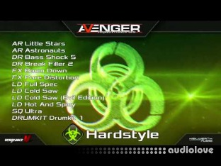Vengeance Sound Avenger Expansion pack Hardstyle 1