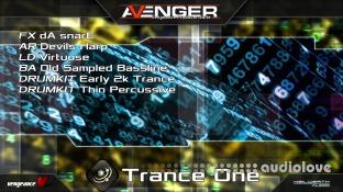Vengeance Sound Avenger Expansion pack Trance One