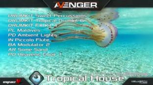 Vengeance Sound Avenger Expansion pack Tropical House