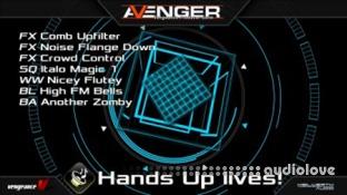 Vengeance Sound Avenger Expansion pack HandsUp Lives!