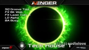 Vengeance Sound Avenger Expansion pack Tech House 1