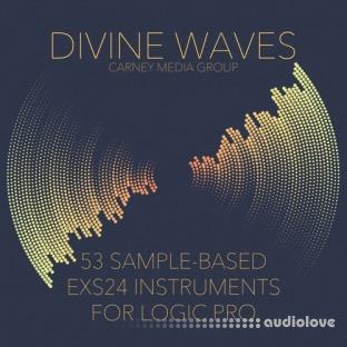 DIVINE WAVES 53 Sample-Based EXS24 Instruments for Logic Pro X