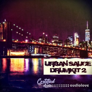 Certified Audio LLC Urban Sauce Drumkit 2