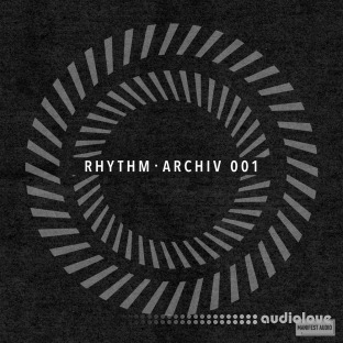 Manifest Audio Rhythm Archiv 001