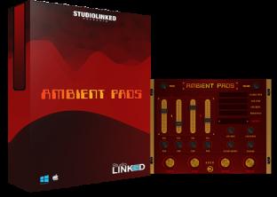 StudioLinkedVST Ambient Pads