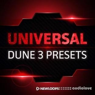 New Loops Universal Dune 3 Presets