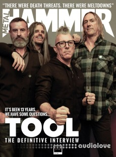 Metal Hammer UK September 2019