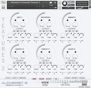 String Audio ALCHEMIST 2 Cinematic Textures