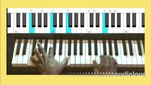 Udemy How to play Piano Go from a Beginner/Intermediate to a Pro