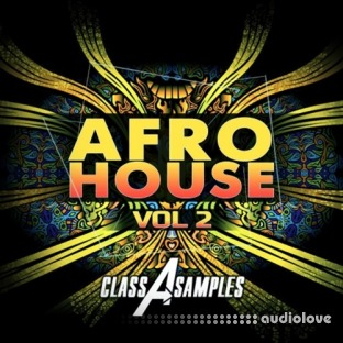 Class A Samples Afro House Vol.2