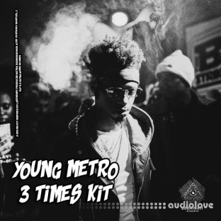 Manu Young Metro 3 Times (Drum Kit)