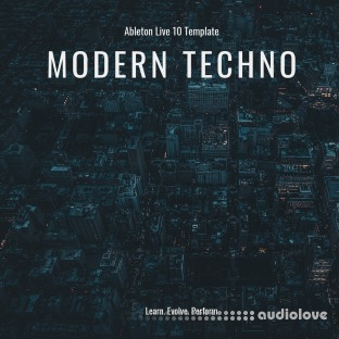 SINEE Ableton Live Template Modern Techno