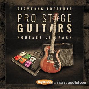 Bigwerks ProStage Guitars