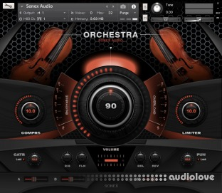 Sonex Audio Strings Ensemble