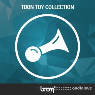BOOM Library Toon Toy Collection