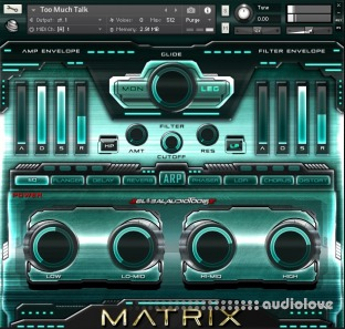 Global Audio Tools MATRIX