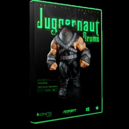 Initial Audio Juggernaut Drums WAV