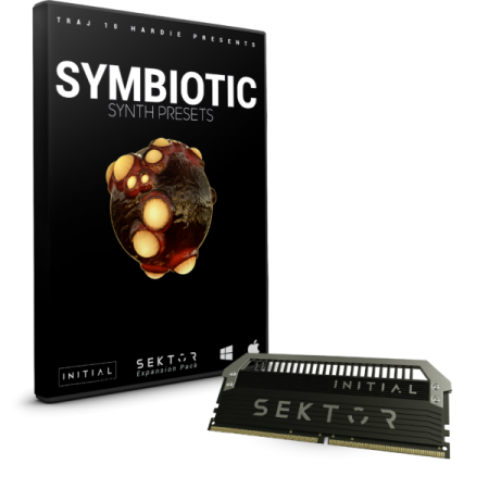 Initial Audio Symbiotic SEKTOR EXPANSION