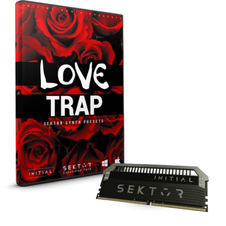 Initial Audio Love Trap SEKTOR EXPANSION