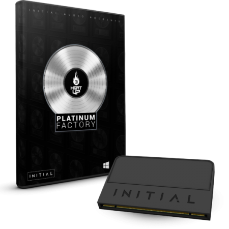 Initial Audio Platinum Factory HEATUP3 EXPANSION WiN MacOSX