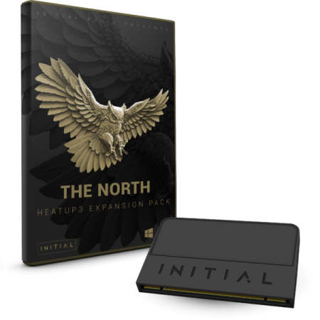 Initial Audio The North HEATUP3 EXPANSION WiN MacOSX