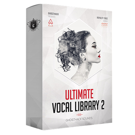 GhostHack Ultimate Vocal Library Volume 2 WAV