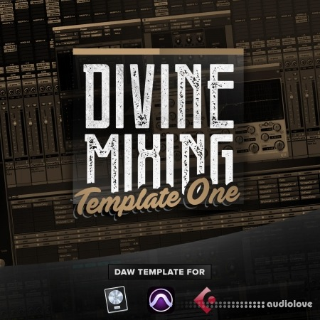 Divine Mixing Template One v1.3 Synth Presets DAW Templates